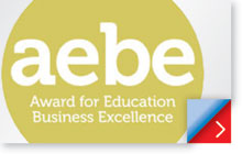 EBP Kent - Awarded Education Business Excellence